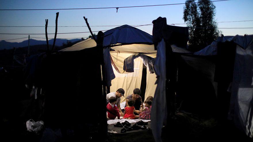 mülteci aile