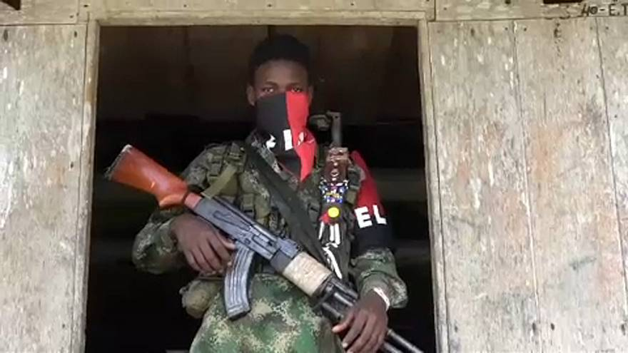 Colombian government suspends talks with ELN rebels