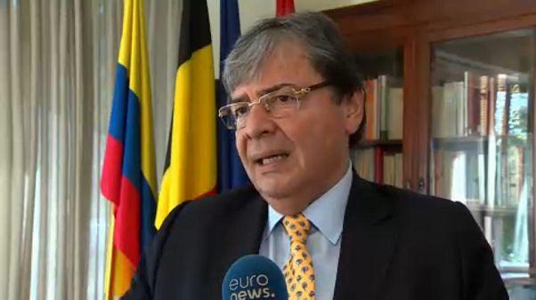 Négociations suspendues en Colombie