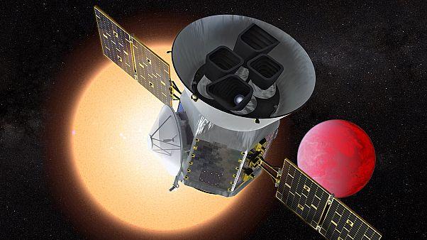 Το TESS βρήκε τον πρώτο του εξωπλανήτη
