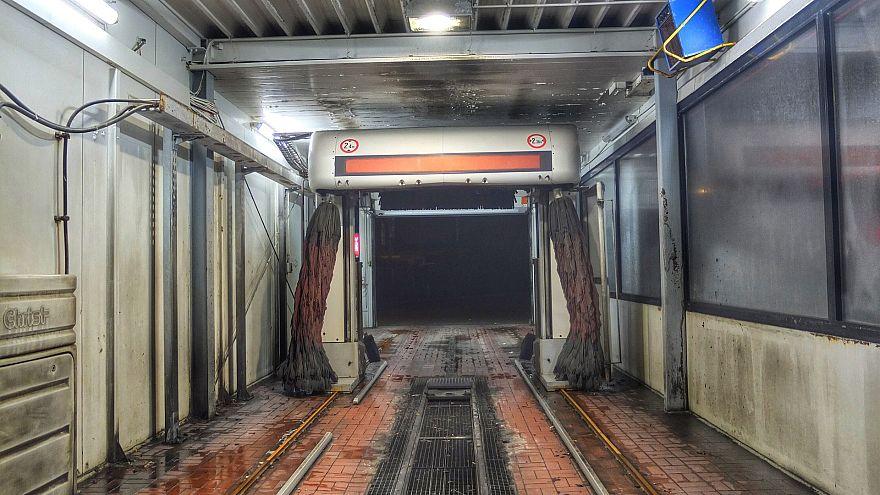 Automated Carwash