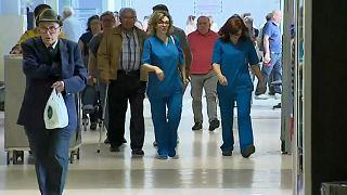 Portugal: Pflegekräfte streiken für bessere Arbeitsbedingungen