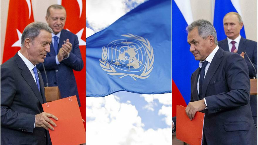 BM'den Türkiye ve Rusya'ya çağrı: İdlib ile ilgili ayrıntıları birlikte konuşalım