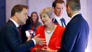 União Europeia marca cimeira sobre o Brexit para novembro