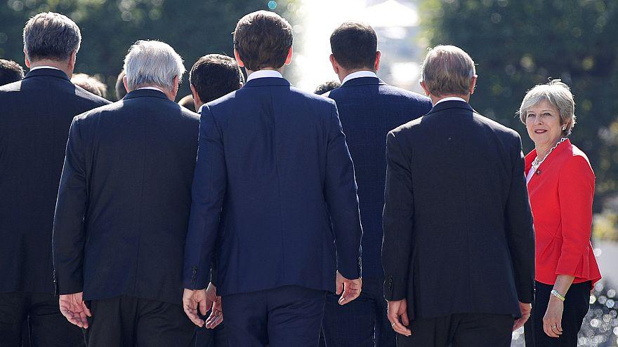 Sommet informel de l'Union européenne à Salzbourg