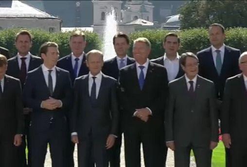 Vertice europeo a Salisburgo: nessun progresso sulla Brexit