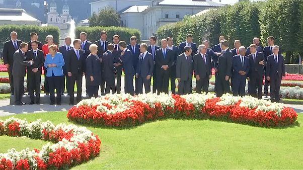 La reunión de Salzburgo pone de manifiesto la falta de acuerdo sobre el Brexit