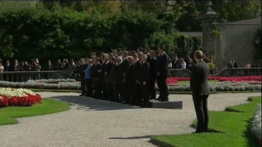 Kaum Annäherung auf EU-Gipfel in Salzburg