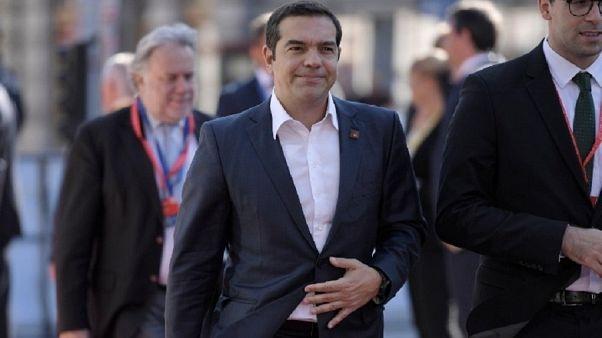 Α. Τσίπρας: «Κεντρικό πολιτικό κι ιδεολογικό ζήτημα η προσφυγική κρίση»