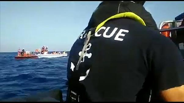 Az Aquarius újra menekülteket mentett a tengeren