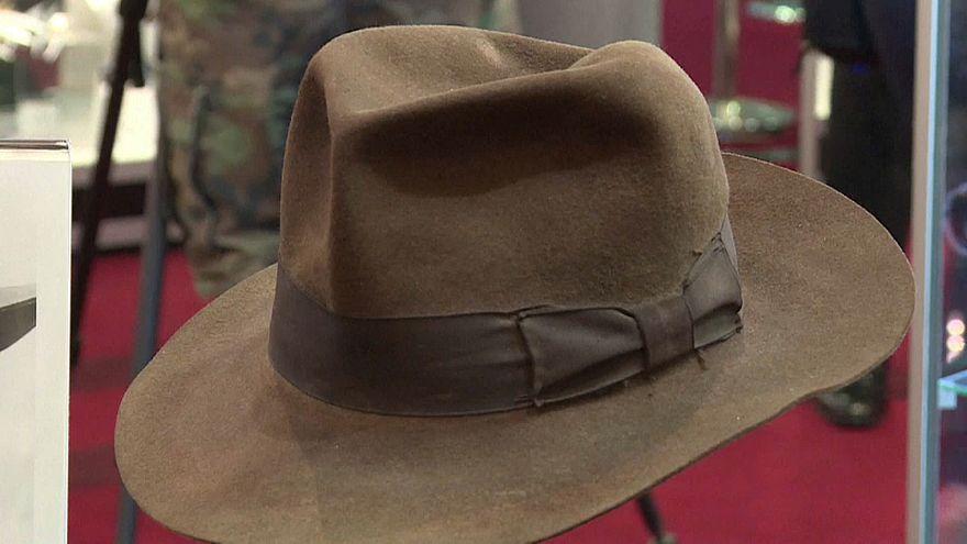 Chapéu de Indiana Jones e casaco de Han Solo vão a leilão