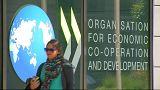 OECD zur Weltkonjunktur: Von nun an geht's bergab