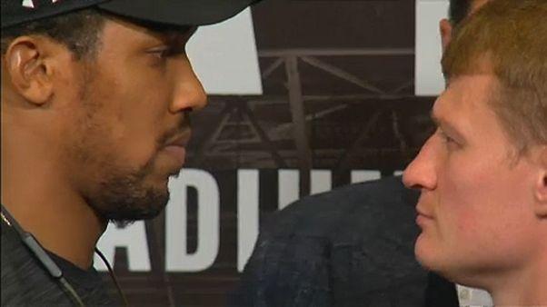 Boxe: Dois ex-campeões olímpicos enfrentam-se em Londres