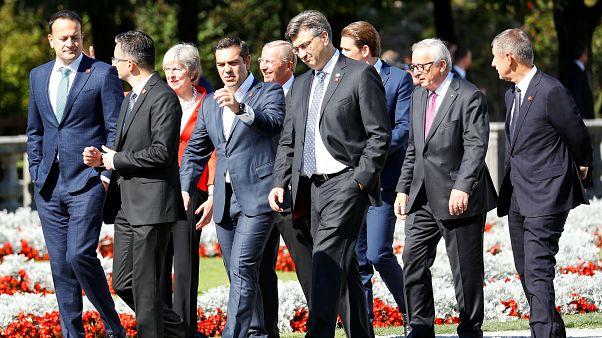 Nyitott kérdések maradtak a salzburgi EU-csúcs után