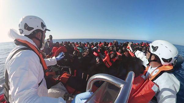 پیشنهاد ترامپ به اسپانیا برای مقابله با مهاجران: در آفریقا دیوار بسازید