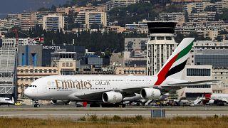 """""""طيران الإمارات"""" تنفي تقريرا يتحدث عن سعيها للاستحواذ على """"الاتحاد للطيران"""""""