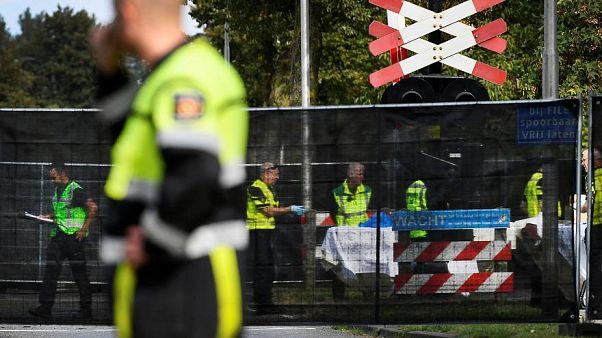 Négy, bicikli-utánfutóban utazó gyerek halt meg Hollandiában