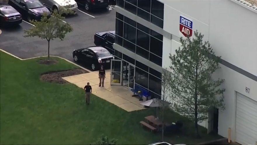 USA : trois morts et des blessés dans la fusillade du Maryland