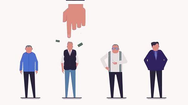 Rajzfilm a magyarországi korrupcióról