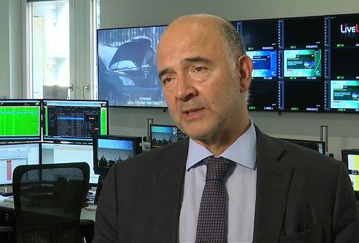 Haushalt, Schulden: EU-Kommissar Moscovici macht Druck auf Italien