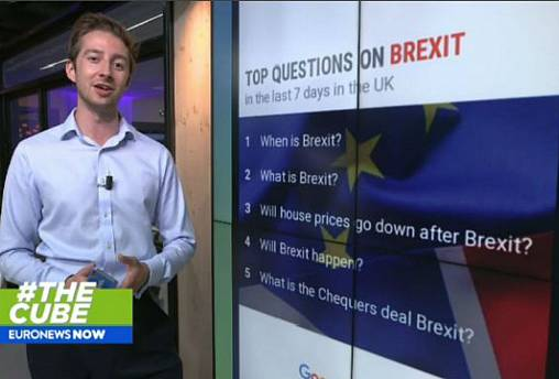 Google reveals the UK is still wondering 'What is Brexit?' | #TheCube