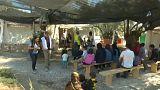 Dans le camp de Moria, les migrants traumatisés