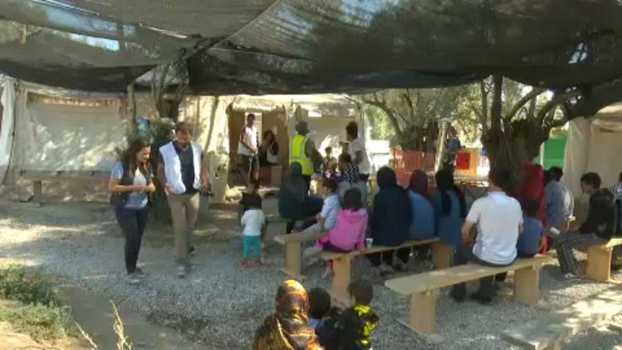 Moria tábor: robbanásközeli helyzetre figyelmeztetnek