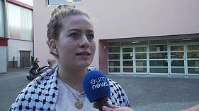 """[Exclusif] Ahed Tamimi : """"Nous n'en pouvons plus de l'occupation"""""""