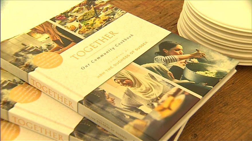 Meghan Markle sort un livre de cuisine en soutien aux sinistrés de la Tour Grenfell