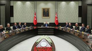 20 Eylül 2018 Milli Güvenlik Kurulu toplantısı