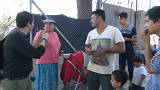 Grecia: la vita delle famiglie nel campo di Moria a Lesbo