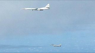 إنطلاق طائرات بريطانية وفرنسية لمراقبة طائرات روسية فوق بحر الشمال