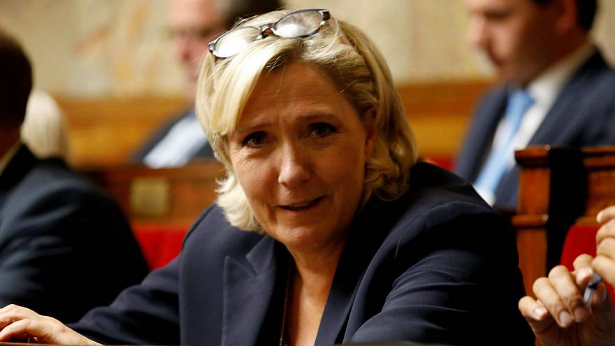 French court orders Marine Le Pen to undergo psychiatric evaluation