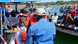 Tanzania orders arrests as ferry death toll climbs to 161
