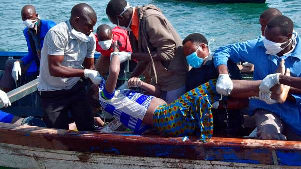 Tanzanya'da gemi faciası: Ölü sayısı 183'e yükseldi