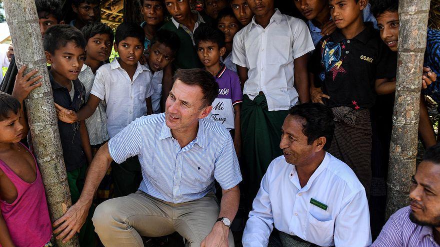 Brit figyelmeztetés Mianmarnak