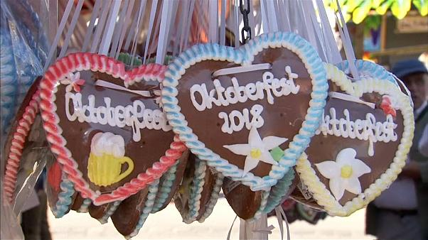 Открылся Октоберфест-2018