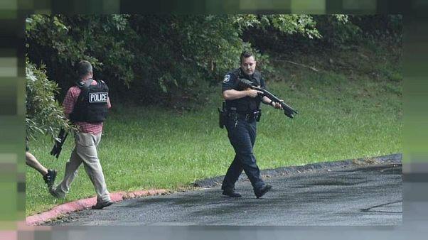 ABD'de silahlı saldırı: 1'i çocuk 5 kişi vuruldu