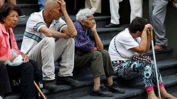 Solo Siria gana en homicidios a Venezuela