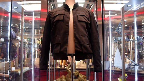 Han Solo'nun 1 milyon sterline satışa sunulan ceketi elde kaldı
