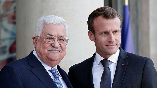 Abbas: İsrail ile uluslararası ara bulucular yoluyla müzakerelere başlamaya hazırız