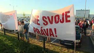 Ismét sztrájkolhatnak a Volkswagen szlovákiai dolgozói