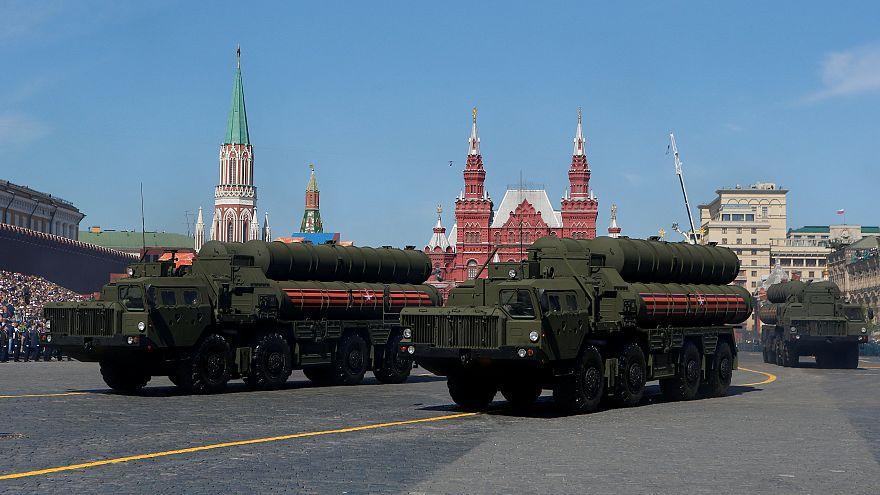S-400 hava savunma sistemi, Rusya'da Zafer Günü askeri geçidinde