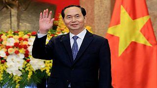 رئیس جمهوری ویتنام درگذشت
