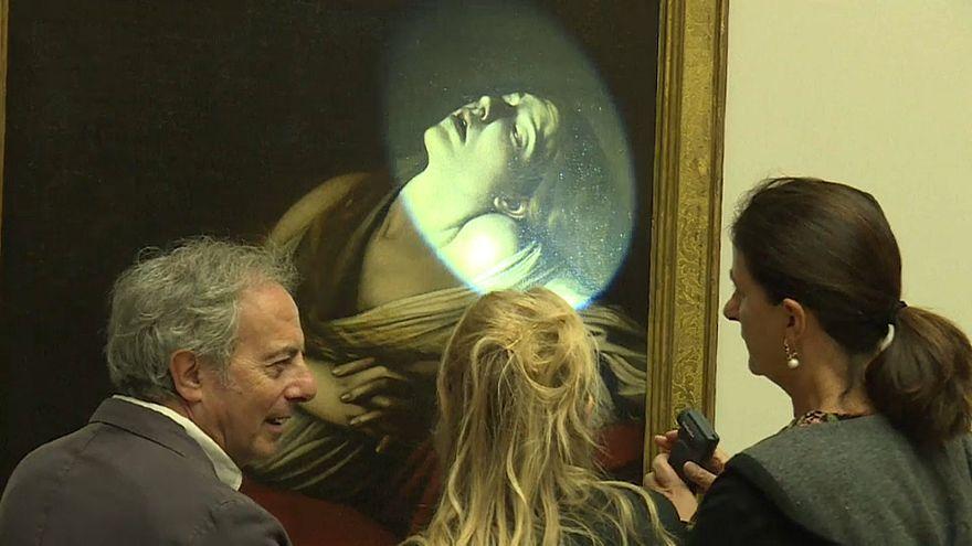 Erstmals in Paris: Caravaggios Maria Magdalena