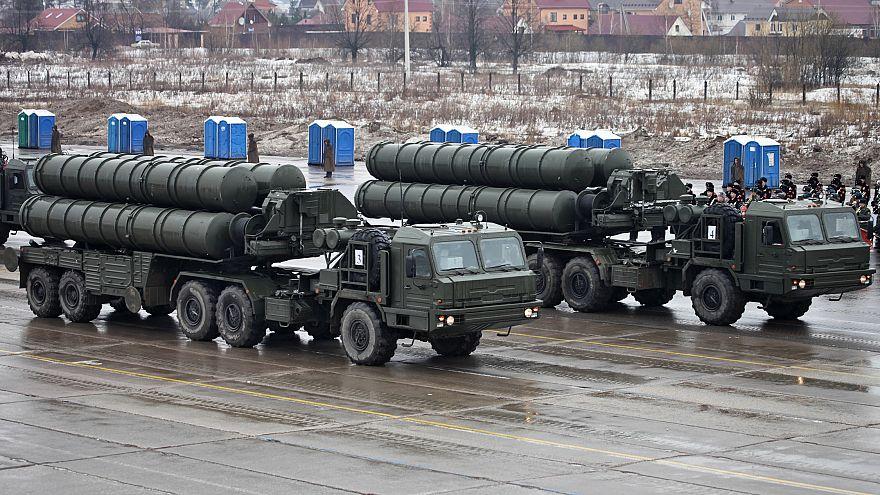 ABD Savunma Bakanlığı: Türkiye'nin S-400 almasının ağır sonuçları olur