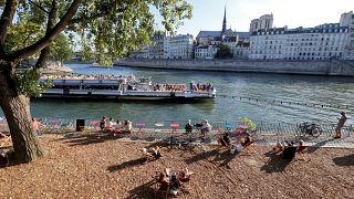 Γαλλία: Περίπου 1.500 νεκροί από τον καύσωνα φέτος