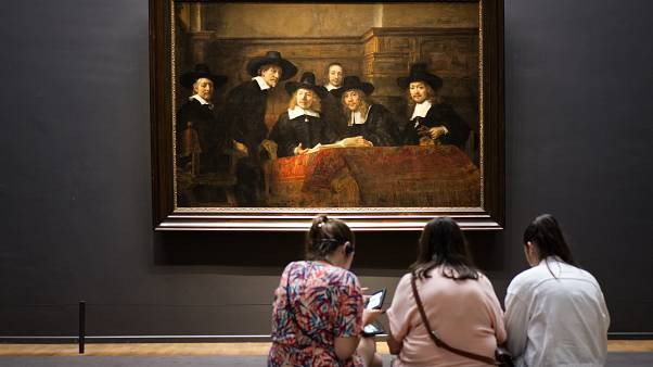 Could A.I. be the next Rembrandt?