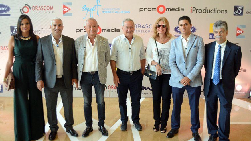 Glamour e estrelas de Hollywood no segundo Festival de Cinema de El Gouna