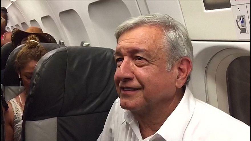 Meksika'nın yeni devlet başkanı: Fakirliğin olduğu ülkede lüks uçağa binemem